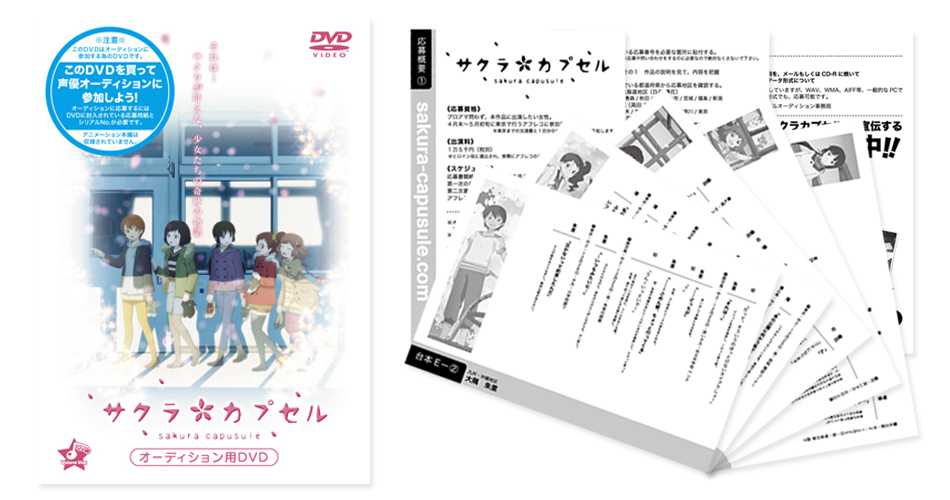 auditionDVD